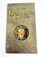 Baldur's Gate Forgotten Realms 6-Disc CD-ROM Set PC 1998 No Game Manual or Box