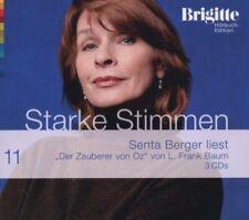 Lyman Frank Baum Der Zauberer von Oz (gelesen von Senta Berger, 'Starke.. [3 CD]