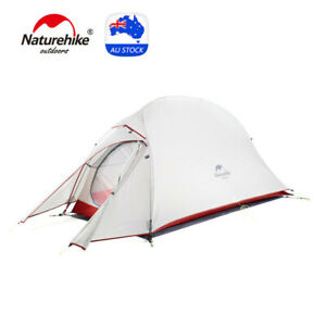 Naturehike Cloud up 1 Person Upgrade Tent Lightweight Travel Camping Hiking Tent