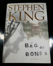 STEPHEN KING--1st Edition  BAG OF BONES (1998, Hardcover)