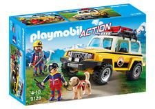 Playmobil - Country - 9128 - Bergretter-Einsatzfahrzeug - NEU OVP