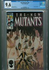 New Mutants 28 CGC 9.6 Legion Appearance Uncanny X-Men Marvel Movie FX TV Show