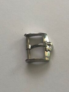 Omega Tang Pin Buckle stainless steel