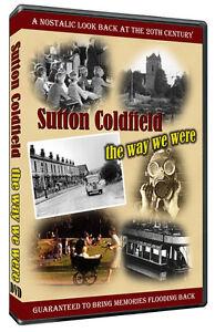 'Sutton Coldfield The way we were' DVD