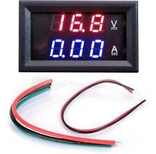 Voltmeter Amperemeter digital 30V DC  0-100V DC 10A