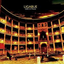 LIGABUE - GIRO D'ITALIA - 2CD SIGILLATO 2003 JEWELCASE