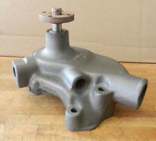 "1963-68 Chevrolet Camaro Corvette 327 5.4 V8 new water pump 30570A 1/2"" outlet"