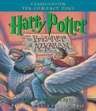 HARRY POTTER and the PRISONER OF AZKABAN 10 CD Audio Book UNABRIDGED