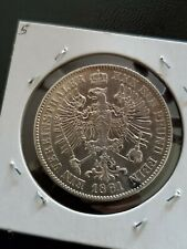 1861-A Silver germany Thaler
