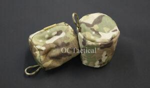 (1) Red Tac Gear 1/2 Pint Shooting Bean Bag Rest Multicam - 1 Bag