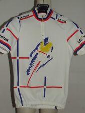 MAGLIA BICI CICLISMO SHIRT MAILLOT CYCLISM SPORT TOUR DE FRANCE CASTELLI tg. S