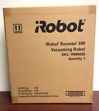 iRobot Roomba 690 Robot Vacuum WiFi Connected Vacuuming Robot R690020