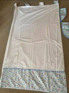 Mothercare Transport Boys Curtains