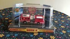 Code 3  SEAGRAVE Pumper - LA Hollywood Red 12303  E #52  1/64 1 0F 5000