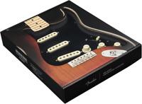 Fender Pre-Wired Strat Pickguard Custom Shop Custom '69 SSS Black