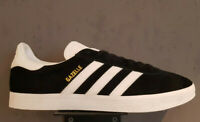 Adidas Originals Gazelle schwarz weiß SALE Neu Gr. 46 2/3