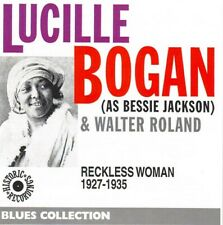 Blues Collection; Lucille Bogan (As Bessie Jackson) 2000 CD, Walter Roland, Tamp