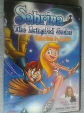 Sabrina Teenage Witch The Animated Series. Sabrina In Love DVD.Melissa Joan Hart