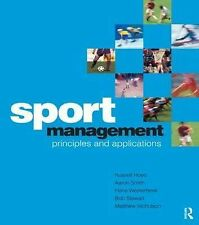 Sport Management: Principles and Application-ExLibrary
