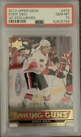 2013 2014 UPPER DECK Cody Ceci PSA 10 YOUNG GUNS EXCLUSIVES RC ROOKIE #1/100 1/1