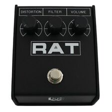 Pro Co Rat 2 Distortion Fuzz Overdrive Sustain Guitar Effects Pedal Stompbox