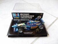 Benetton Renault B195/2 Michael Schumacher GP France #1 Minichamps 1/43 1995 F1
