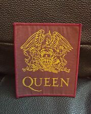 Queen Patch 1992 Official (toppa Queen stemma ) rare - by Box of Tricks -