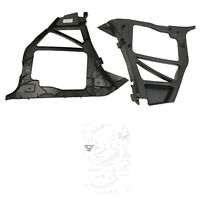 PAIR OF RH & LH BUMPER BRACKETS FITS FORD FOCUS MK2 FOCUS C-MAX 1549585, 1549588