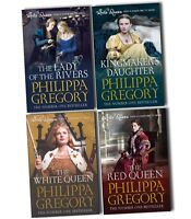 Philippa Gregory Collection 4 Books Box Set The Red Queen Kingmakers Daughter