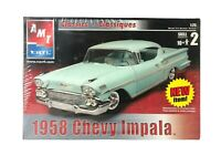 AMT ERTL 1958 Chevy Impala Model 31760 1:25 Scale MODEL KIT NEW SEALED