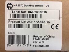 HP 2570p Docking Station (A9B77AA)