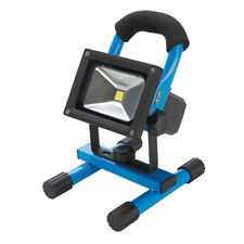 Genuine Silverline LED Rechargeable Site Light with USB 10W | 258999