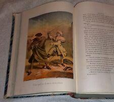 LA MAISON  DE SAVOIE PAR ALEXANDRE DUMAS TURIN 1856 77 LIT.