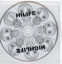 (ET991) Jason Ajemian & The HighLife, Riding the Light Into the Birds Eye- DJ CD