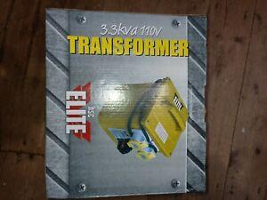 110v transformer 3kva