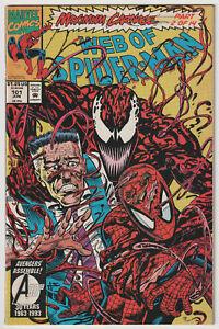 M1685 : Web De Spider-Man #101, Volume 1, Fin État