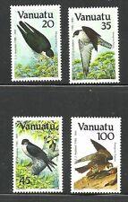 Album Treasures Vanuatu Scott # 388-391  Audubon (Birds) Mint NH