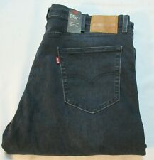 Levi's 502 Regular Tapper Premium Men Jeans  42 X 30
