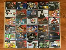30 Nokia N-Gage Games Collection Lot - Complete w/Cases & Manuals - Some SEALED