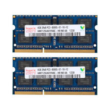 Per Hynix 8GB (2x4GB) PC3-8500 DDR3-1066M Hz PC Laptop Memoria 204pin SODIMM RAM
