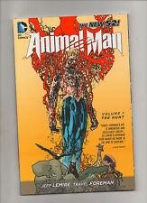 Animal Man: The Hunt - Vol 1 TPB New 52! - (Grade 9.2) 2012