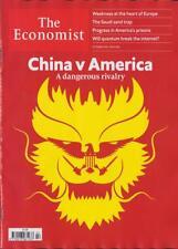 THE ECONOMIST MAGAZINE ISSUE 20th OCTOBER 2018 ~ NEW ~