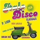 ZYX Disco Music CDs