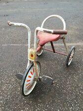 VINTAGE SUNBEAM TRICYCLE Toy, GOOD RUNNER , Vintage Shop Display Item or collect