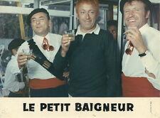 ROBERT DHERY  LE PETIT BAIGNEUR 1968 PHOTO D'EXPLOITATION ANCIENNE #3