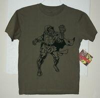 2008 Marvel Comics Dr Doctor Doom Pulp Kitchen T-Shirt New Nos Tags Adult Sm