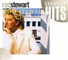 CD: ROD STEWART Encore the Very Best of Vol. 2 (Greatest Hits) NM (w/slipcase)