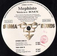 Mephisto - Voices Remix - Erdbeben