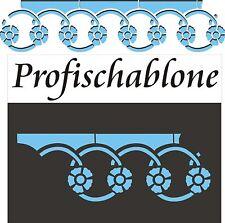 Schablone Wandschablone Wandschablonen Malerschablone Wandfries Dekor Decorblüte
