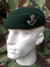 Rifles Beret & Cap Badge